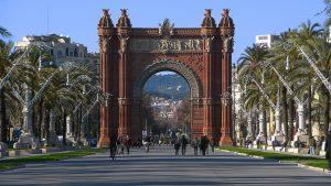 Arcul de Triumf_Barcelona
