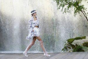 Trenduri pantofi 2018 Chanel spring