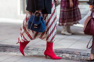 Trenduri pantofi 2018